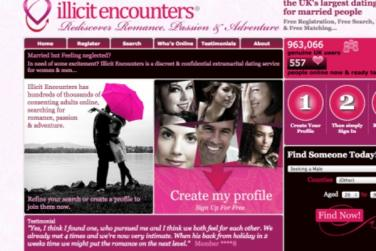 Dating website for married cheaters