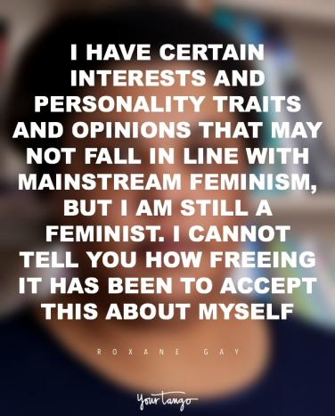 20 inspirational roxane gay quotes about feminism