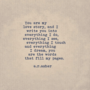 60 Love Poems By Instagram Poet AR Asher That Perfectly Describe Amazing Words Of Love Quotes