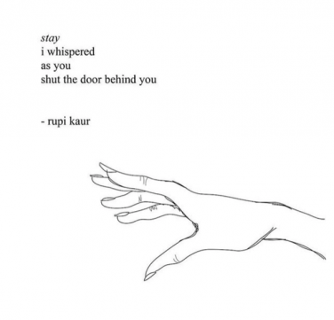 These 15 Heartbreaking Poems By Rupi Kaur Will Get You Through Even