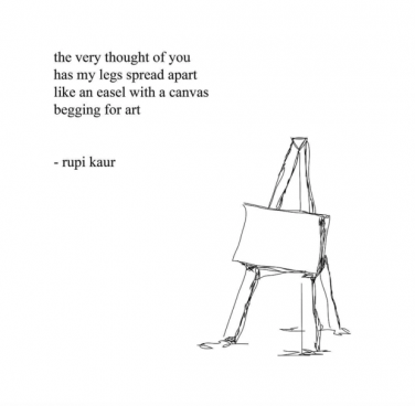 12 Passionate Sexy Rupi Kaur Quotes About Love Yourtango