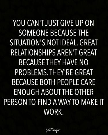 Image of: Maturity Inspirational Relationship Quotes Yourtango 20 Inspirational Quotes About Relationships And Fighting To Keep