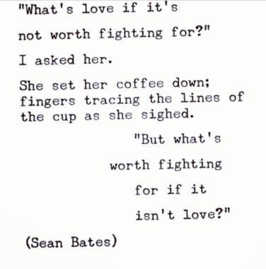 14 Poems By Instagram Poet Sean Bates Thatll Make You Believe In