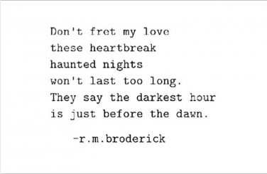 20 Love Poems And Heartbreak Quotes From Instagram Poet R M
