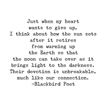 25 Instagram Quotes By Blackbird Poet To Fall In Love With Yourtango