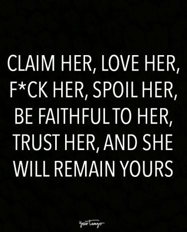 sexy quote for her