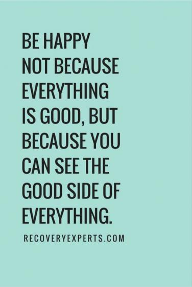 Feel good positive quotes bad days