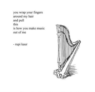 60 Passionate Sexy Rupi Kaur Quotes About Love YourTango Interesting Musical Love Quotes