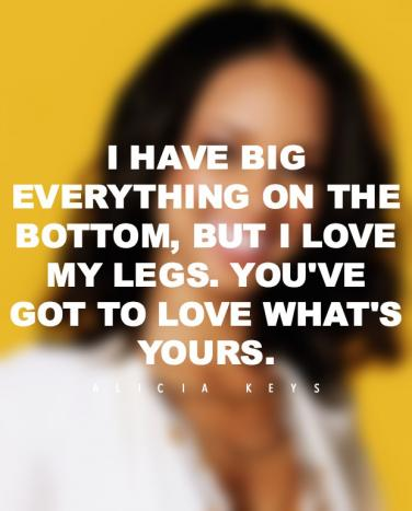 15 Alicia Keys Quotes To Make You Confident In Your Body Yourtango