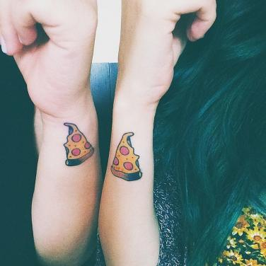 24 Adorably Meaningful Best Friends Tattoos [PICS] | YourTango