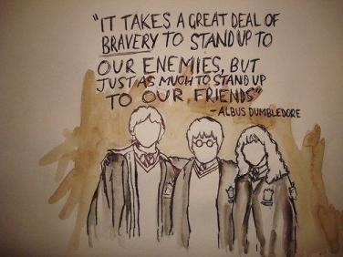 10 Harry Potter Quotes That Prove Friendship Is Everything Yourtango