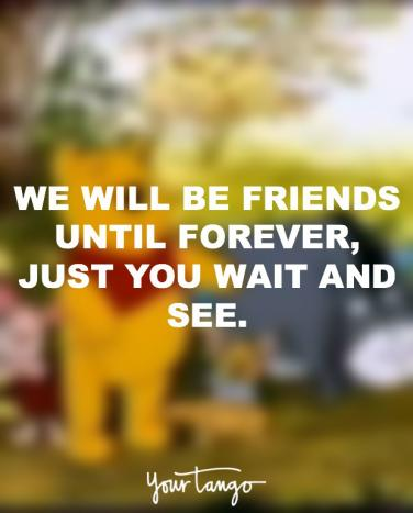 60 Simple But Profound Winnie The Pooh Friendship Quotes YourTango New Winnie The Pooh Quotes About Friendship