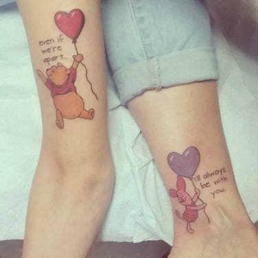 20 Amazing Disney Best Friend Tattoos Ideas Yourtango