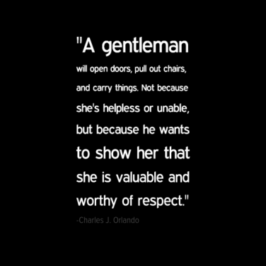 Image of: Loyalty Charles J Orlando Gentleman Quotes Rescuetime Blog 23 Inspirational Quotes About What Makes Great Man Yourtango