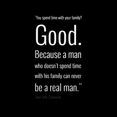 Image of: Sayings Godfather Quote Inspirational Words Of Wisdom 23 Inspirational Quotes About What Makes Great Man Yourtango