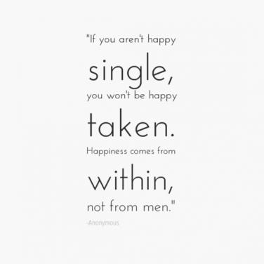 I Am Single Quotes I Am Single Quotes Quotesgram 2019 01 13