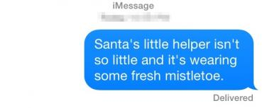 Christmas Sex Time Dirtiest Sexts To Send Your Boyfriend Yourtango