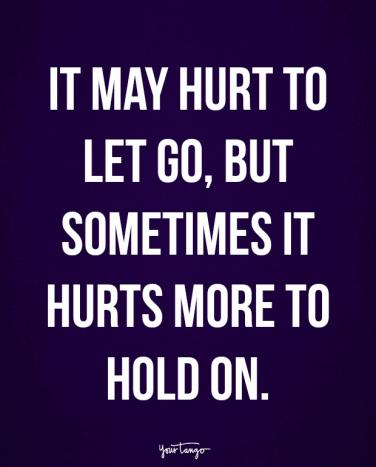 Love Hurts Quotes   15 Love Quotes That Remind Us That Heartbreak Is The Worst Yourtango