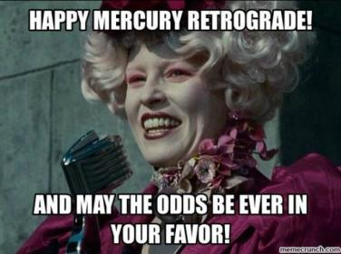 Best mercury retrograde memes