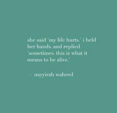 21 Powerful Love Poems By Instagram Poet Nayyirah Waheed Yourtango