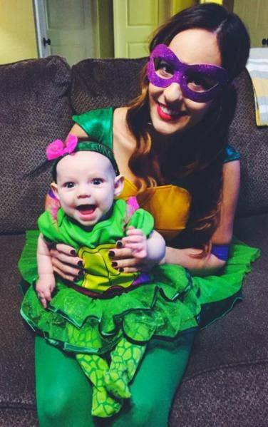 15 Adorable Matching Mother Daughter Halloween Costume Ideas Yourtango