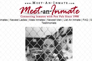 Inmates dating online