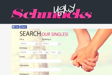 Ugly schmucks dating site