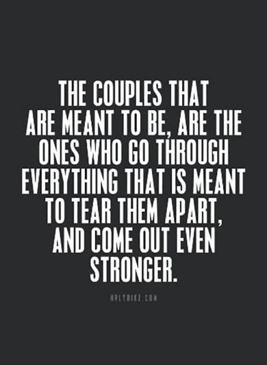 love quotes for hard times