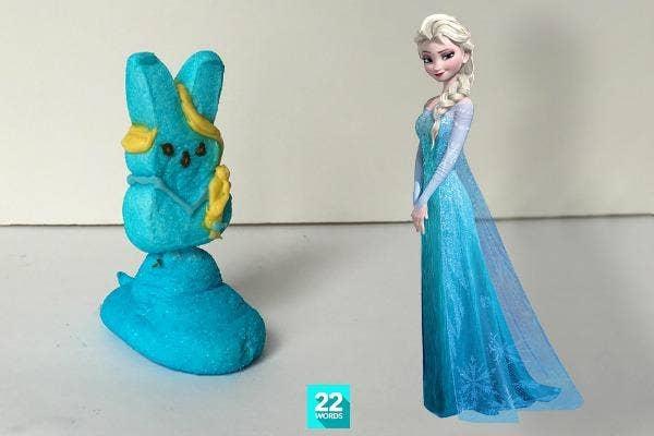 Peep Elsa