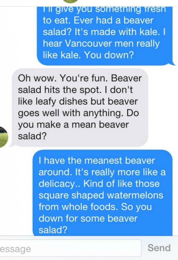 I Sent X-Rated, Perverted Texts To Every Nice Guy On Tinder