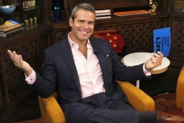 TV Personality Andy Cohen