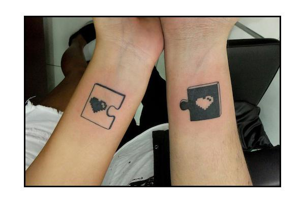 Puzzle Tattoos
