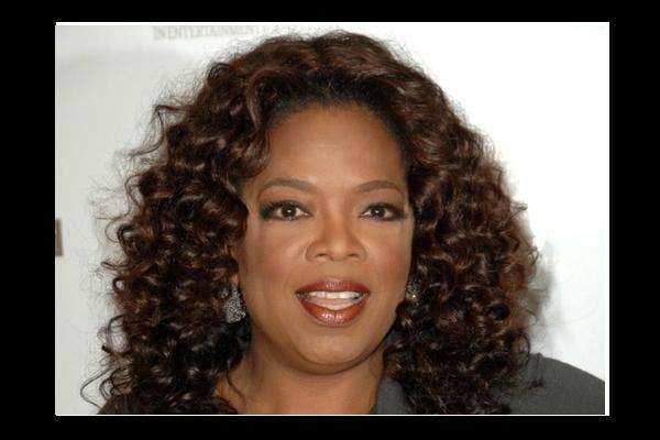 11. Oprah Winfrey