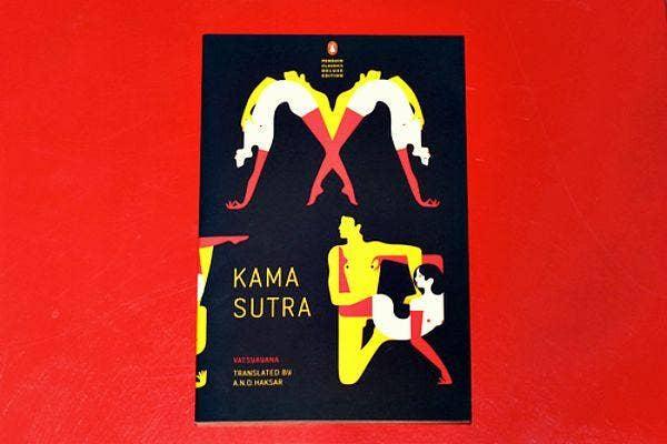 11. The Kama Sutra by Vatsayana