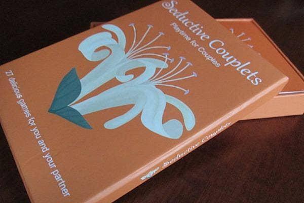 Seductive Couplets Cards