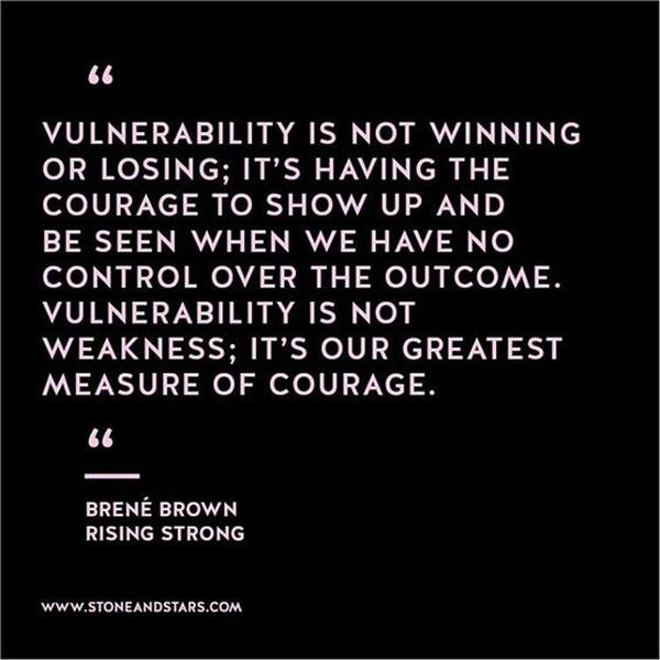 Vulnerable Quotes About Change