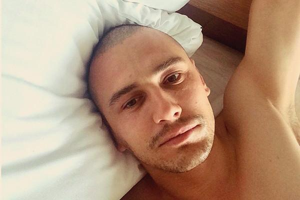 James Franco selfie