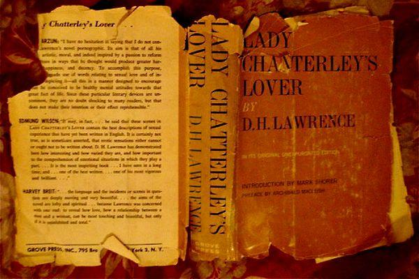 13. Lady Chatterley's Lover by D.H. Lawrence