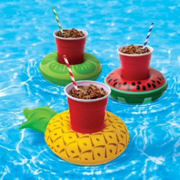 Tropical Drink Party Floats