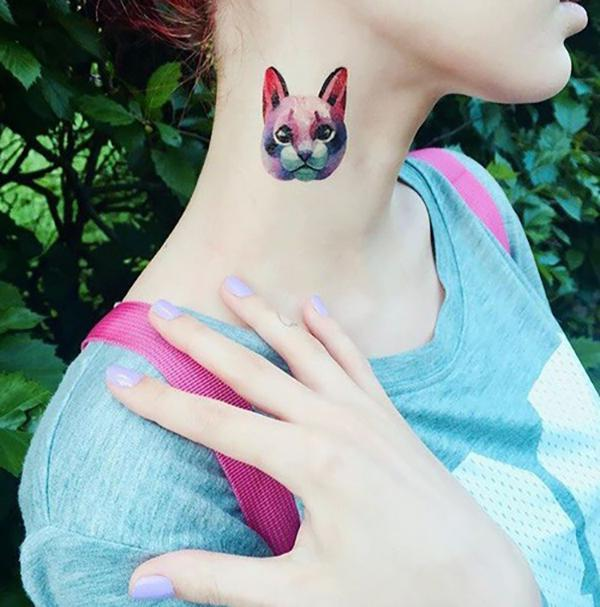 Cat Tattoos To Obsess Over