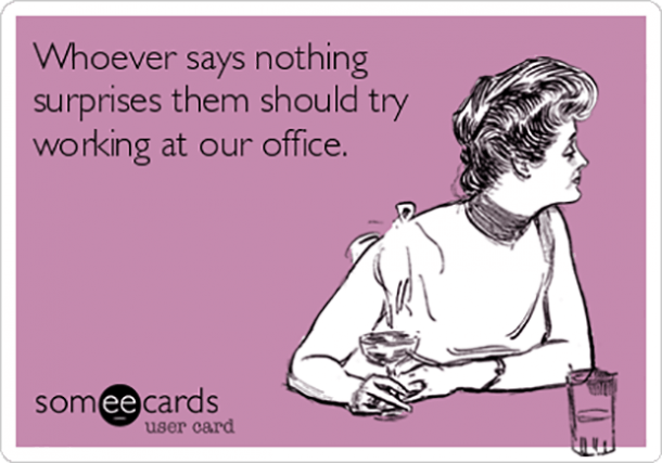 Sarcastic Quotes For Work