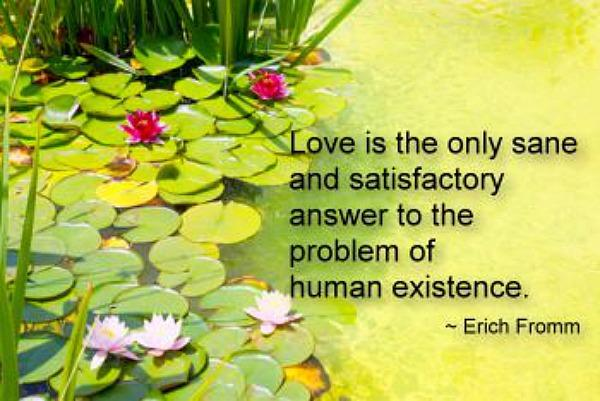 Erich Fromm love quote