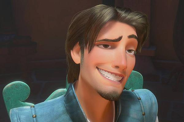 Disney princess love lessons: A convicted felon is the hottest guy in the kingdom Flynn Rider from Tangled