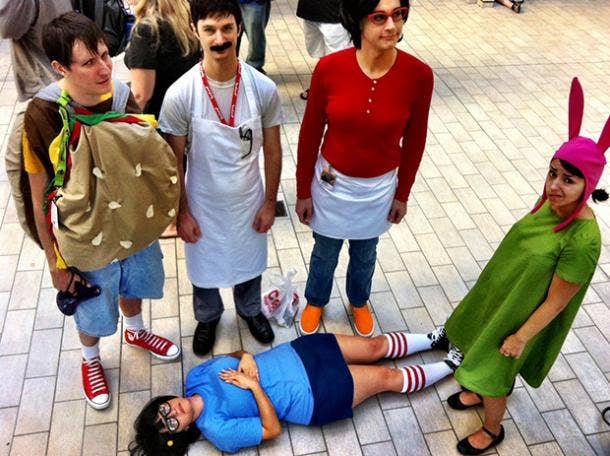Popular Halloween Costume Ideas