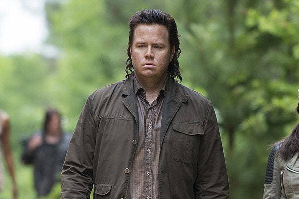 AMC The Walking Dead Eugene Porter Josh McDermitt mullet