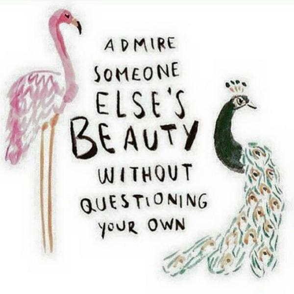 love yourself self-esteem funny quote