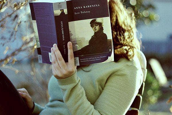 15. Anna Karenina by Leo Tolstoy