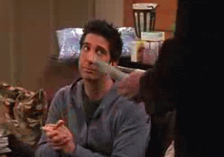 """Ross from """"Friends"""""""