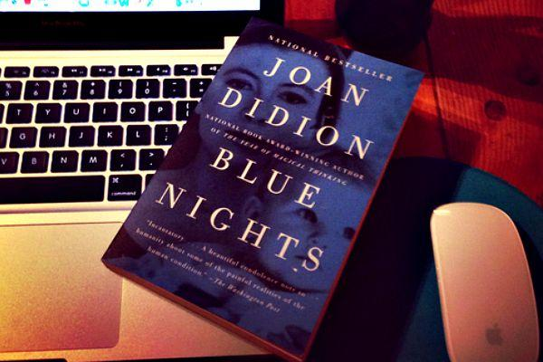 17. At least one book by Joan Didion
