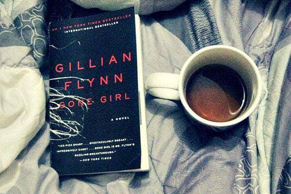 18. Gone Girl by Gillian Flynn